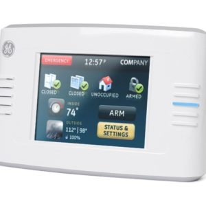 GE Interlogix Wireless Touchscreen Keypad