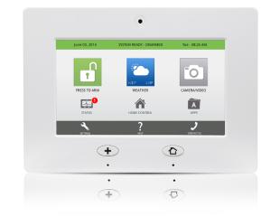 Qolsys IQ Touchscreen Panel