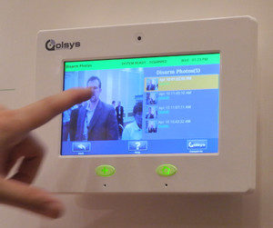 Qolsys IQ Touchscreen Panel