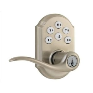 Kwikset Smartcode Levers Model 99120 ADT Pulse Compatible