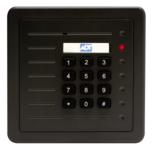ADT Card Reader with Keypad Wiegand