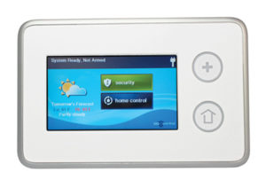 Wireless Touchscreen Keypad