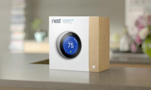 ADT Nest Thermostat