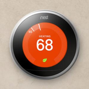 ADT Nest Thermostat