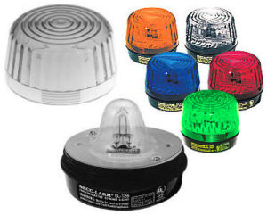 Seco Alarm Strobe Light