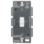 ADT Pulse Jasco Toggle In-wall On/Off Light Aux Switch 45741