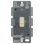 ADT Pulse Jasco Almond Toggle On/Off Aux Light Switch 45761