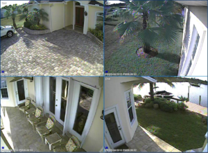 Security Cameras in your Home