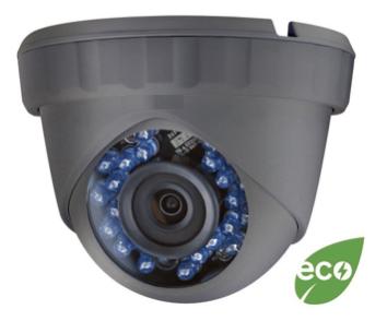 HD-TVI Dome Camera 3.6mm 2.1MP