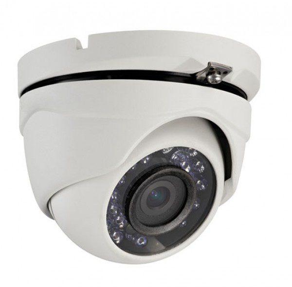 HD-TVI Turret Camera 1.3MP 2.8mm Fixed Lens