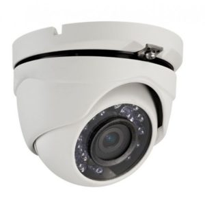 HD-TVI Turret Dome Camera 3.6mm 2.1MP