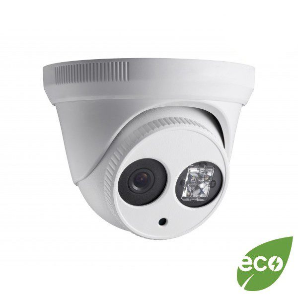 Mid-range HD-TVI IR Turret Camera 131ft 2.1MP 3.6mm