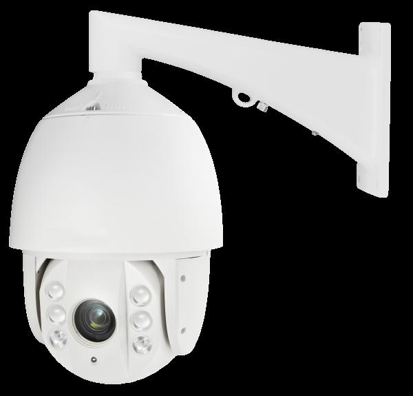 2MP IP PTZ Camera with IR with 30X Zoom