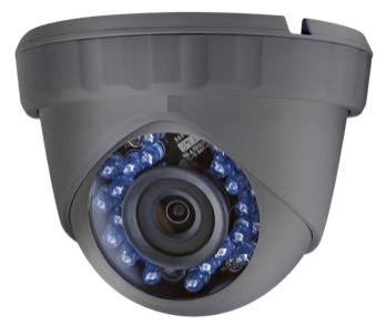 HD-TVI Dome Camera 2.8mm 1.3MP