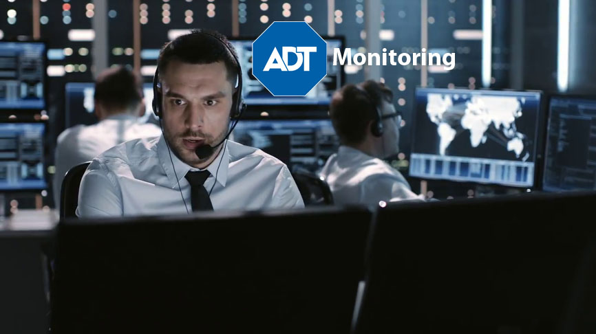 ADT Monitoring Service Options