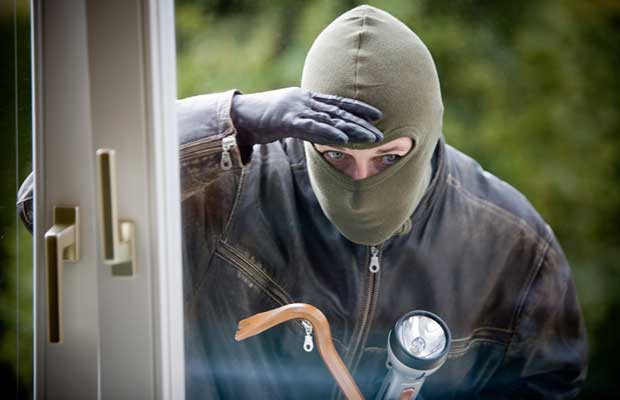 Burglars Look For When They Canvas Your Home