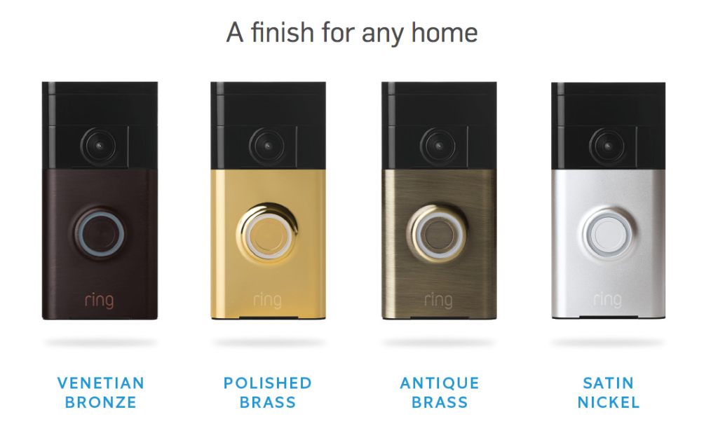 Adt Home Security Systems >> Ring Doorbell works with ADT Pulse - Zions Security Alarms - ADT Authorized Dealer