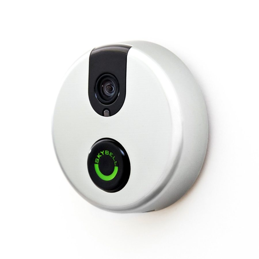 Alarm.com Skybell HD Wi-Fi Doorbell Camera -1080P - buy ...