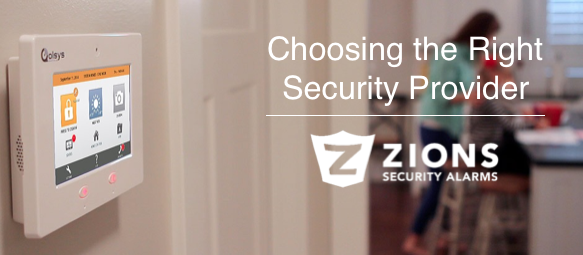 Choose a Security System Provider in Salt Lake City
