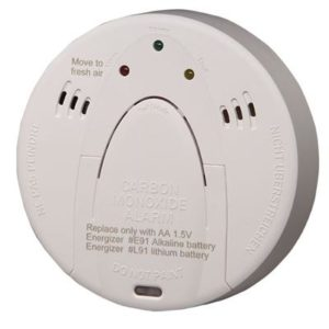 Helix Wireless Carbon Monoxide Detector