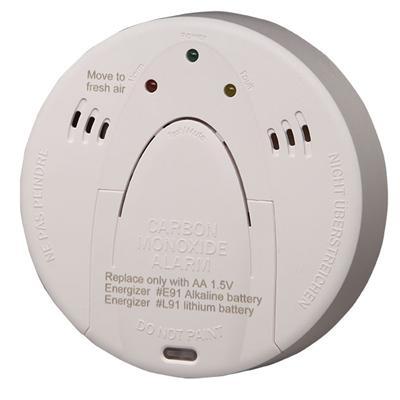 Helix Wireless Carbon Monoxide Detector