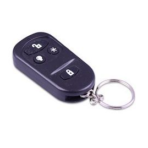 GE Interlogix Compatible Keyfob