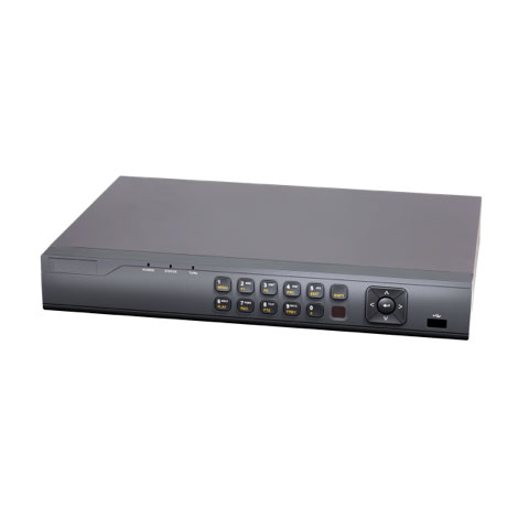 4 Channel HD-TVI DVR