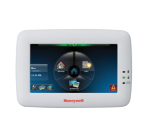 Honeywell Color Touchscreen Keypad