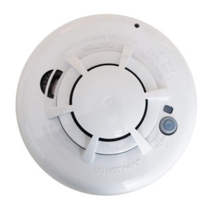 Qolsys Wireless Smoke Detector