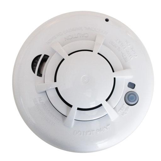 Qolsys Wireless Smoke Detector