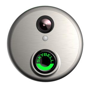 Alarm.com Skybell doorbell camera