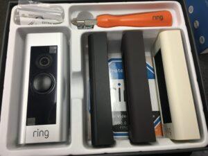 Ring Video Doorbell Pro box