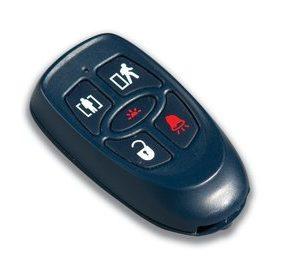 DSC Keychain Remote with Flashlight