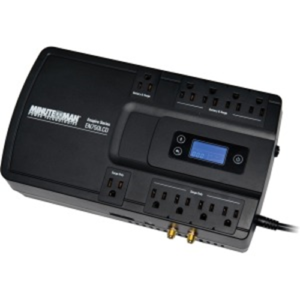 Back UP Power Strip 900VA 500W