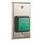Illuminated Request to Exit Button