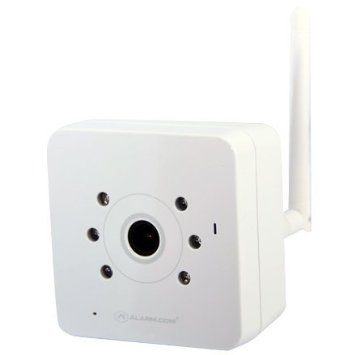 Indoor Alarm.com Camera with Night Vision
