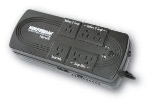 Back UP Power Strip 400VA 200W