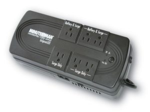 Back UP Power Strip 600VA 300W