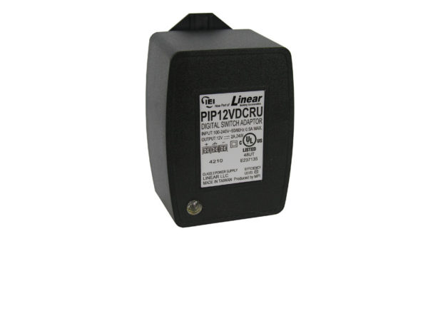Plug in 12VDC Power Supply 2Amp