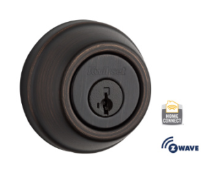 Kwikset Signature Z-wave Deadbolt with no Keypad