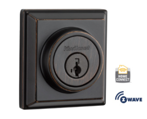 Kwikset Contemporary Signature Deadbolt