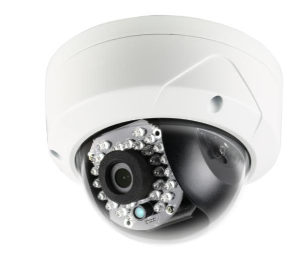 2MP IR Dome Camera 2.8mm