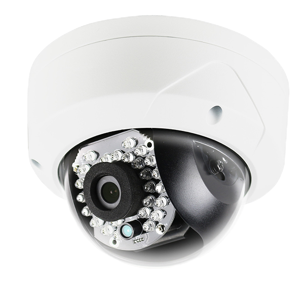 4MP IR Dome Camera 2.8mm