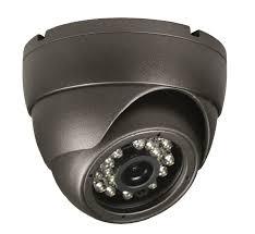 800TVL Vandal Dome Camera 3.6mm