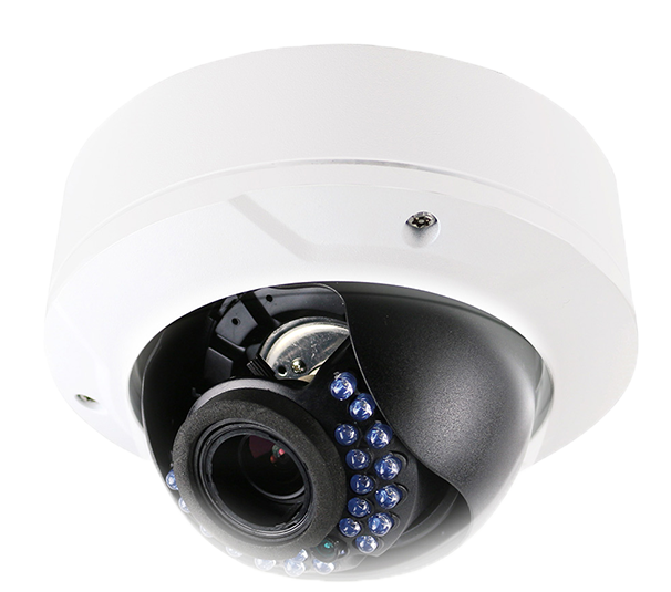 4mp varifocal dome camera zions security alarms. Black Bedroom Furniture Sets. Home Design Ideas