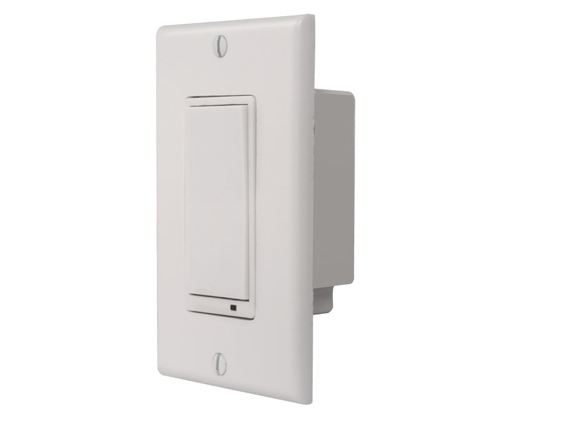 Z Wave Wall Switch Zions Security Alarms Adt