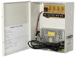 9 Channel 5Amp 12VDC Power Supply