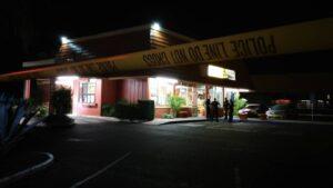 Security System in Fresno restaurant