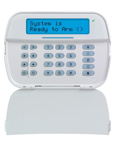 Dsc neo alpha keypad zions security alarms adt for Dsc allarmi