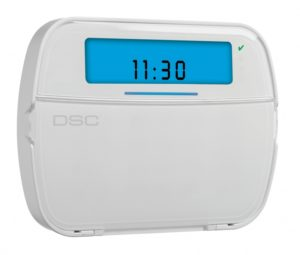 DSC NEO Icon Keypad